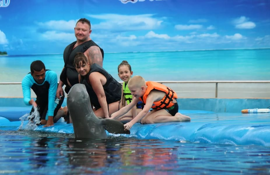 Pattaya Dolphin World Tickets Image