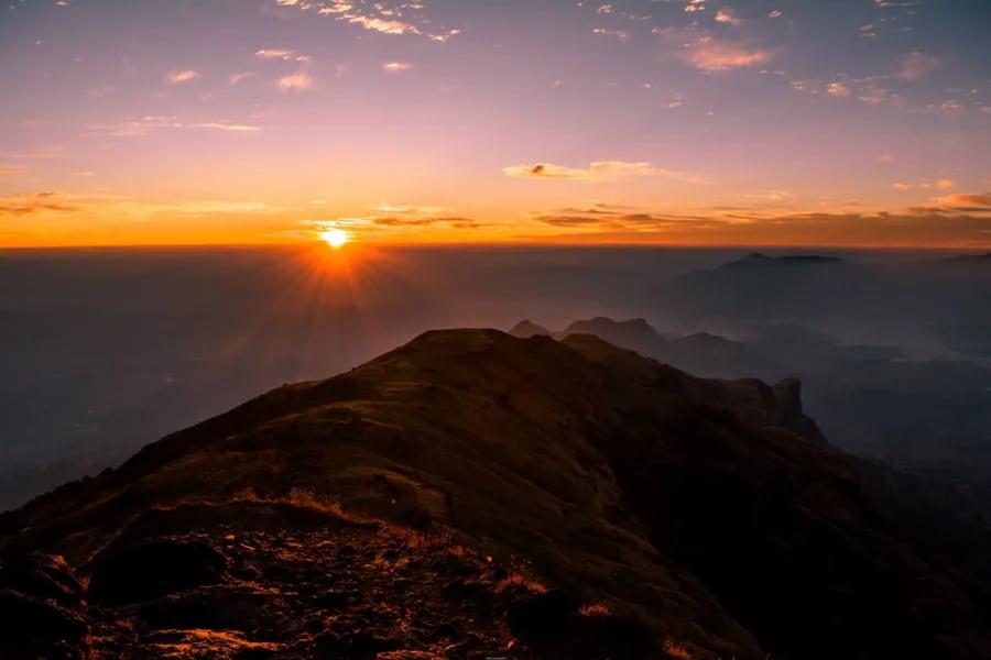 Kalsubai Sunrise Trek in Igatpuri Image
