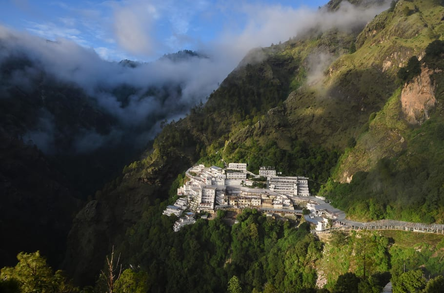Vaishno Devi Helicopter Package Image