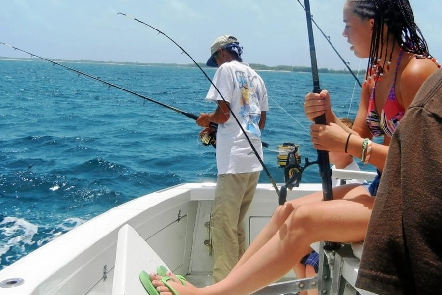 Fishing With Island Trip In Goa Image