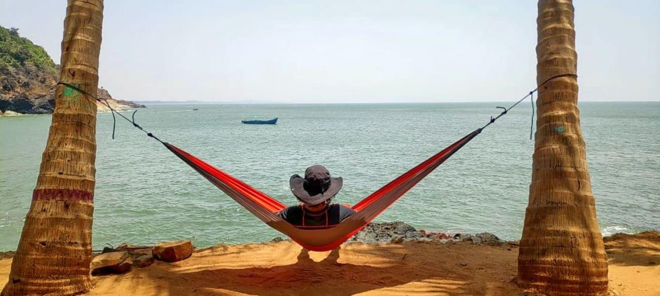 Revdanda Beach Camping Image