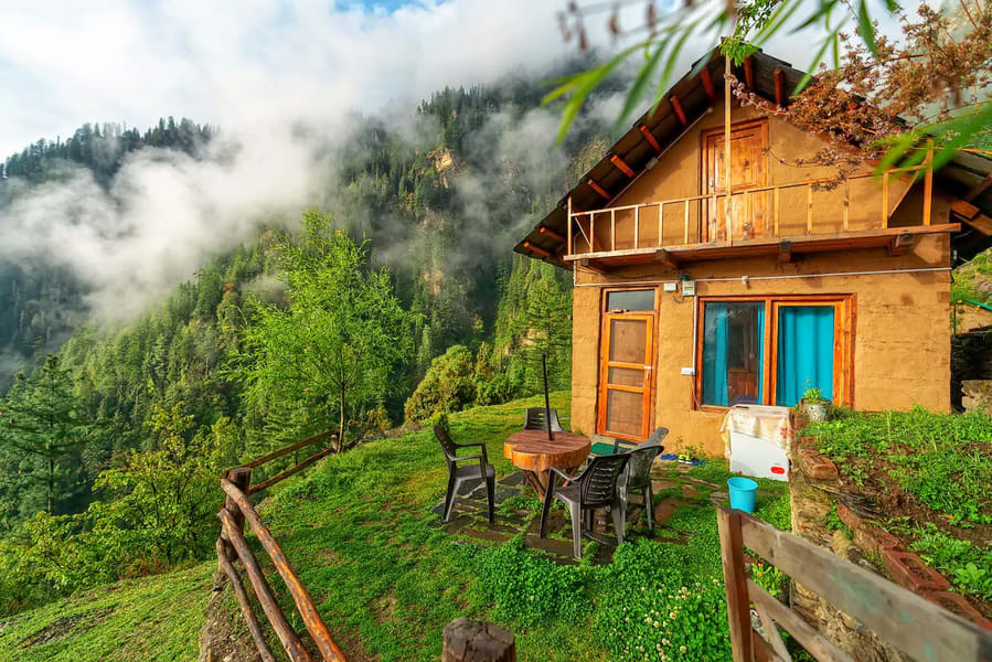 Cottage Stay Amid Forest Jibhi Staycation Image