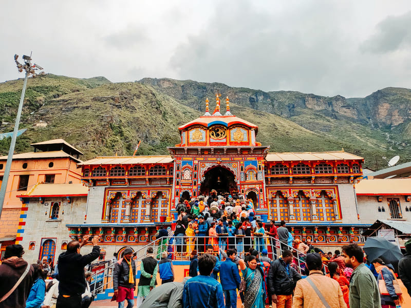 Kedarnath Badrinath Tour Package From Haridwar Image