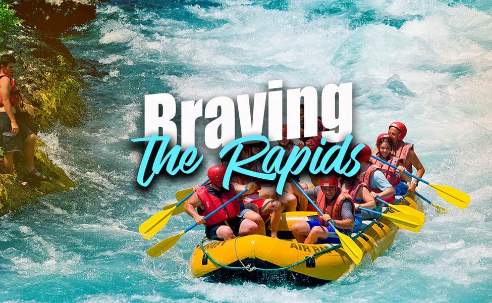 River Rafting In Kullu Image