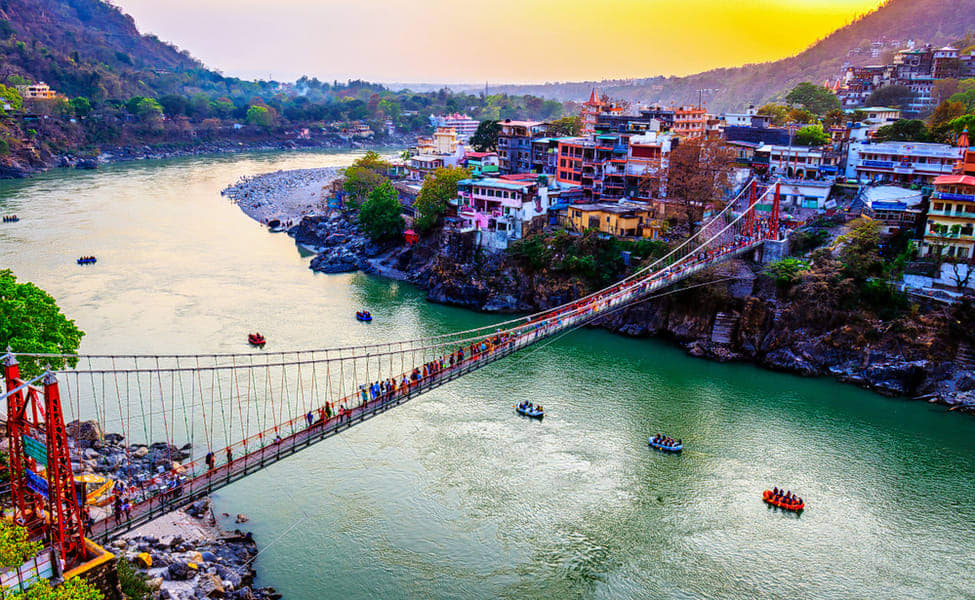 8 Days Rishikesh With Mussoorie Image