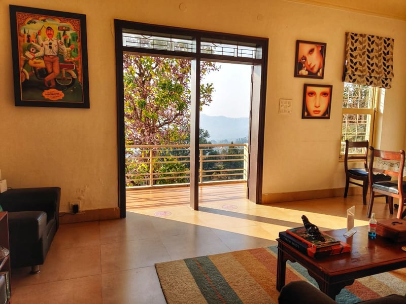 A Quiet Hideaway amidst Scenic Mountains in Lansdowne Image