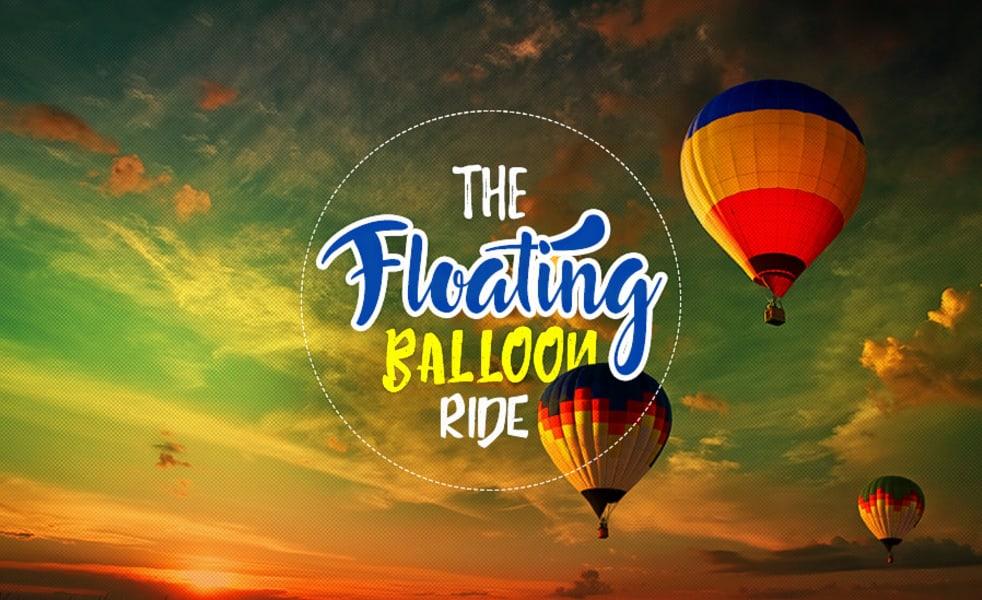 Hot Air Balloon Lonavala Image