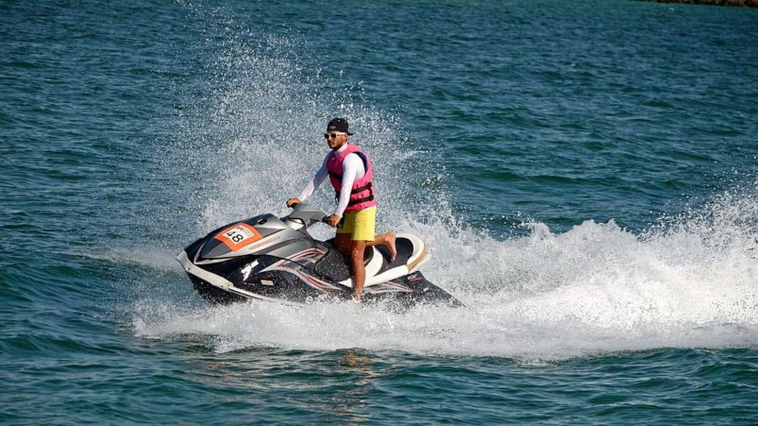 Candolim Beach Water Sports Image