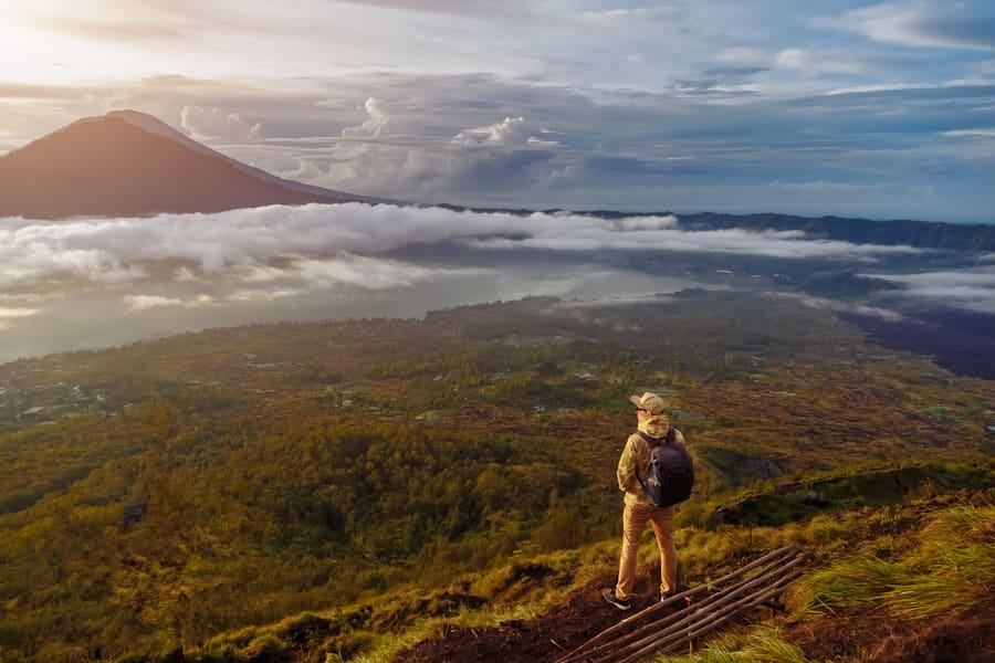 Mount Batur Trek and Hot Springs Image
