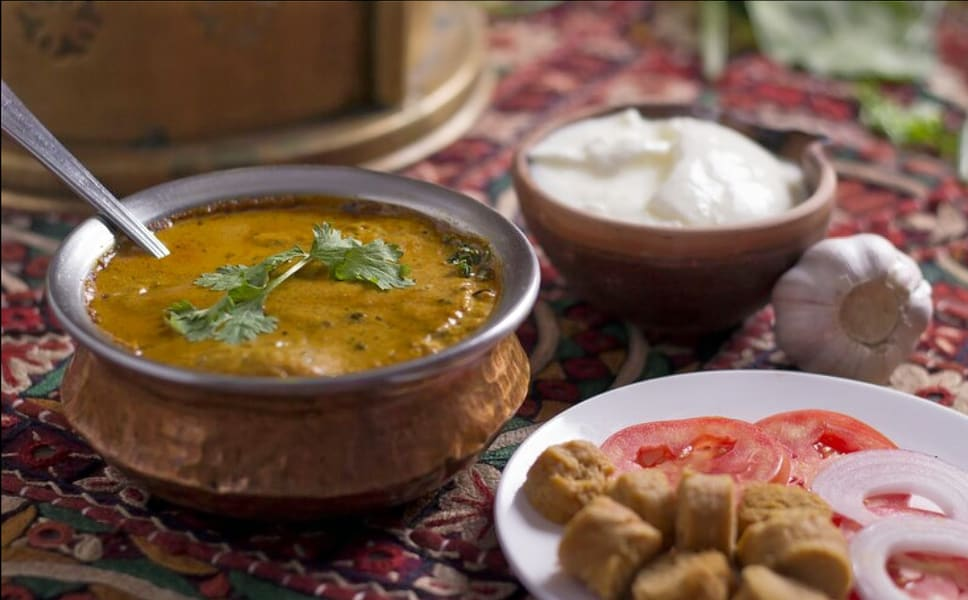 Indian Veg Food In Dubai Image