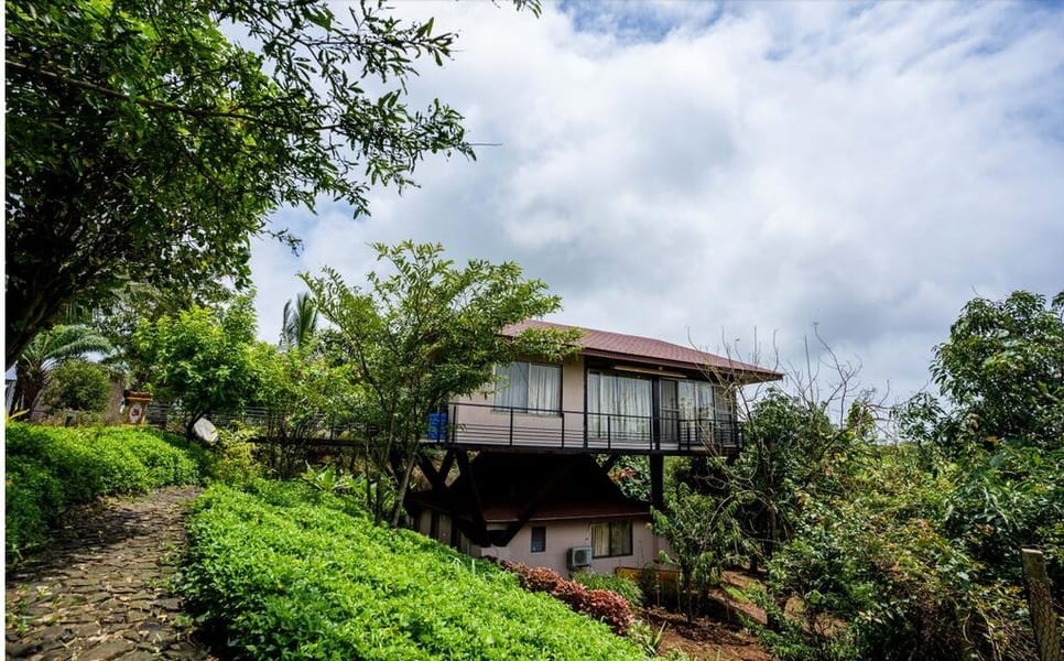 A Relaxing Hideout Overlooking the Lush Greens of Igatpuri Image