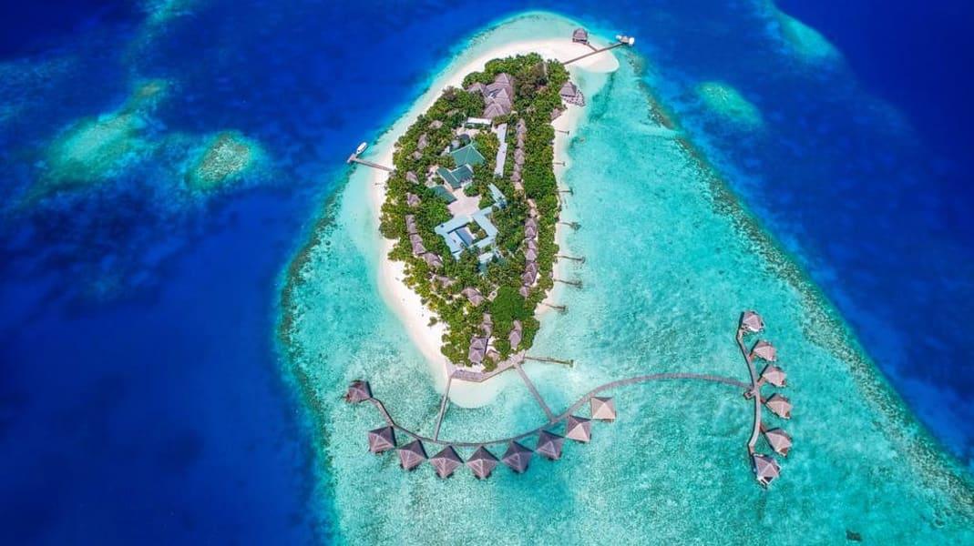 Adaaran Club Rannalhi Maldives Image