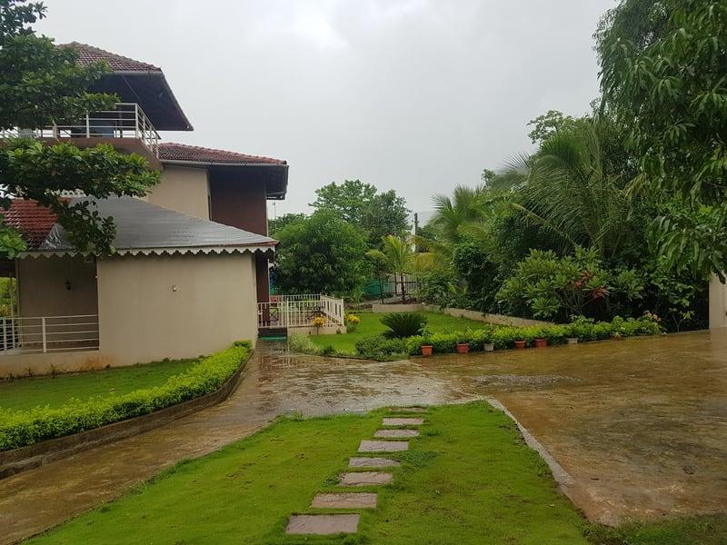Riverside View Farm Stay In Kolad  Image