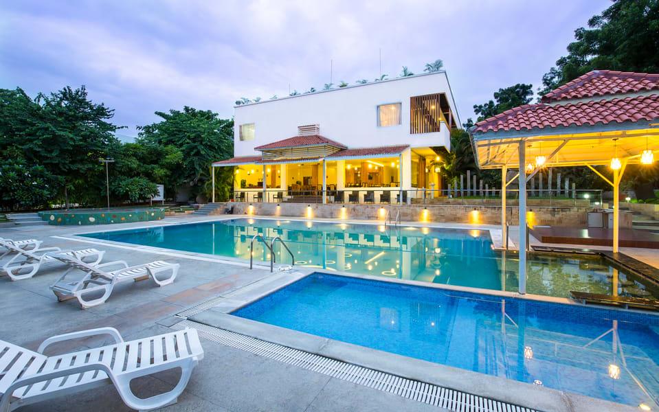 Mrugavani Resort & Spa Image