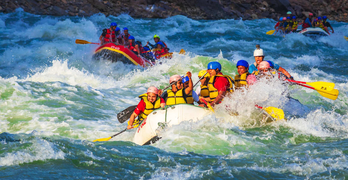 River Rafting In Shimla Image