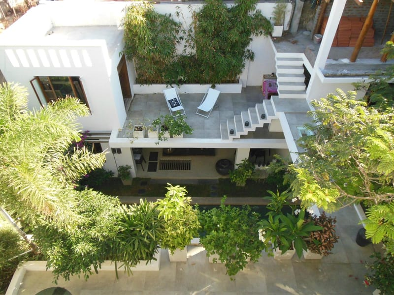 A Serene Hideout in the Heart of White Town, Pondicherry Image