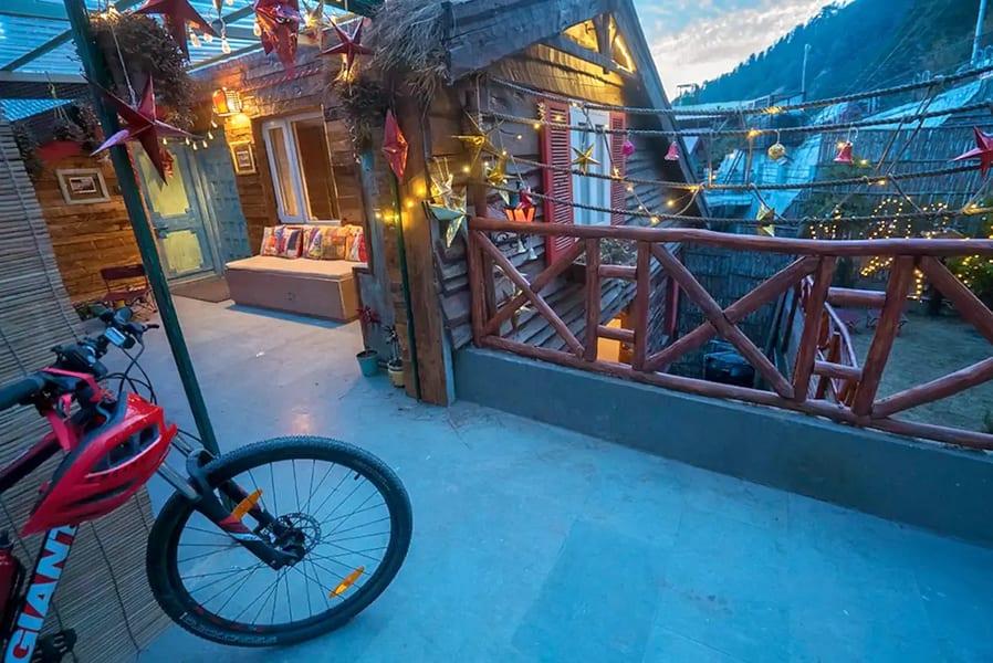 Luxury Eco Homestay In Shimla Image