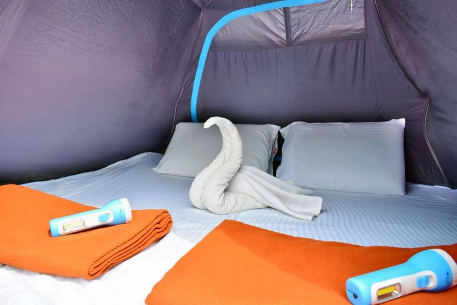 Hilltop Camping At Bannerghatta Road Image