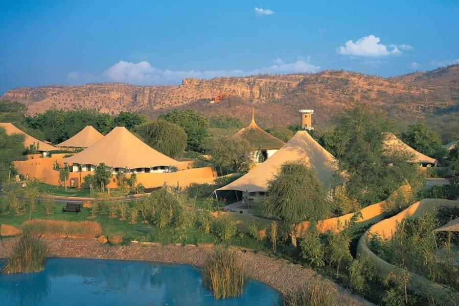 The Oberoi Vanyavilas Wildlife Resort Image