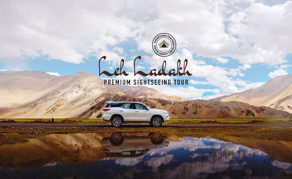 Premium 6 Days Leh Ladakh Luxury Sightseeing Tour Image