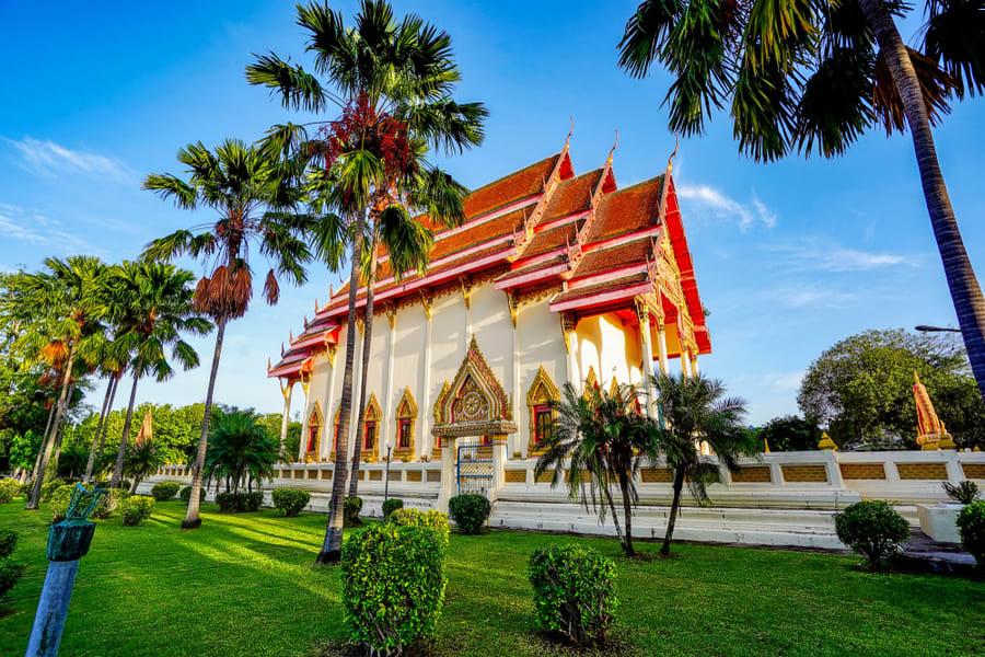 Nong Nooch Tropical Botanical Garden Ticket Image