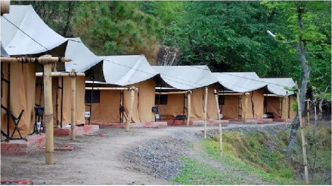 Adventure Camping In Shimla Image