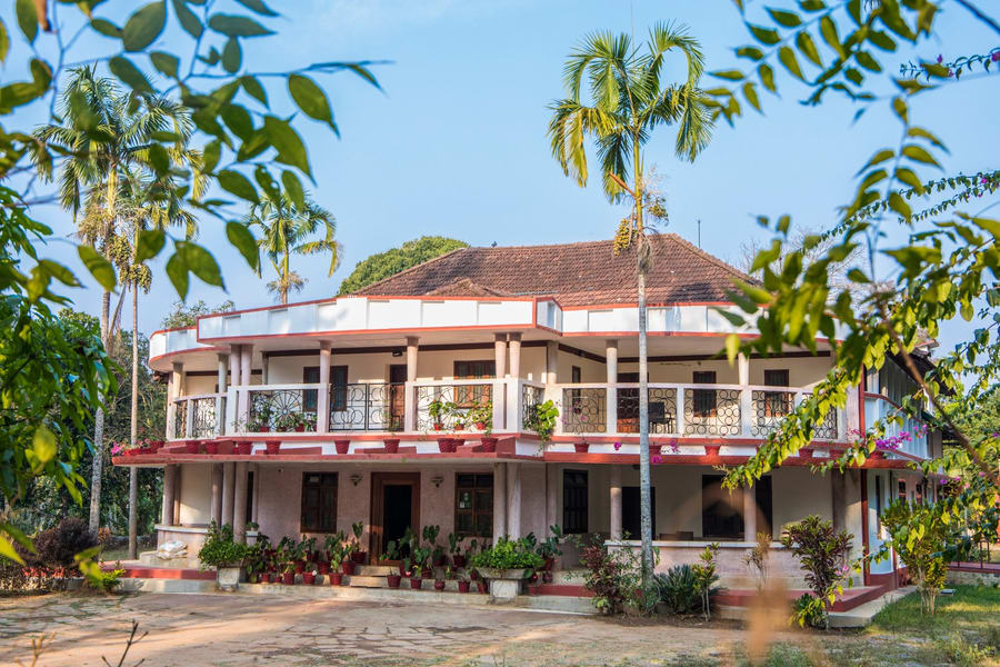Homestay Bungalow Experience Amidst Hilltops In Coorg Image