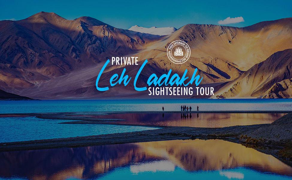 Private 6 Days Leh Ladakh Sightseeing Tour Image