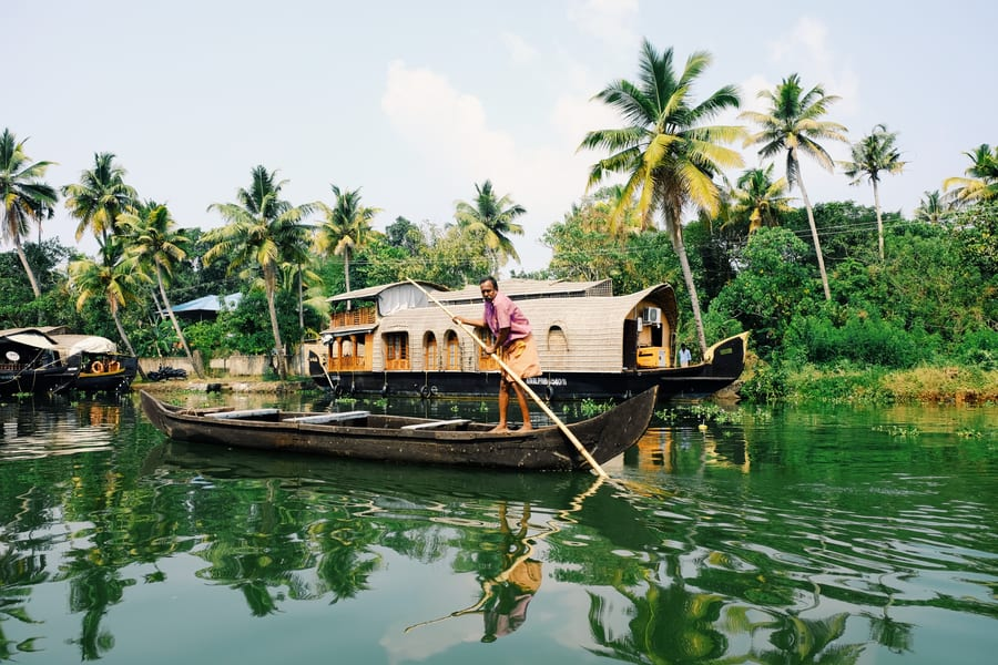 South India Tour Package From Bangalore Image