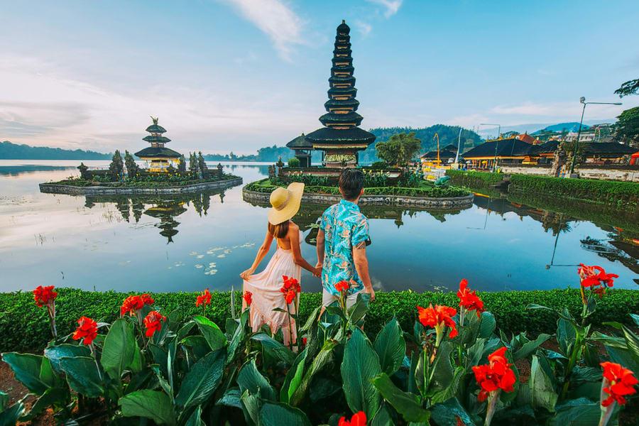 Bali Honeymoon Package From Chennai Image