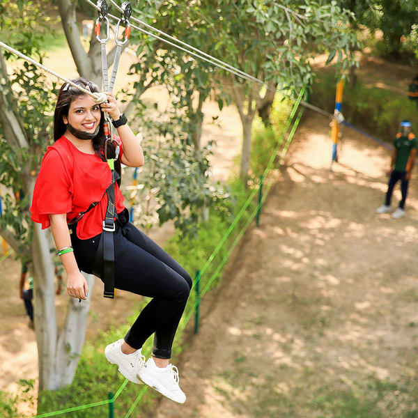 Day Out At Rocksport, Greater Noida Image