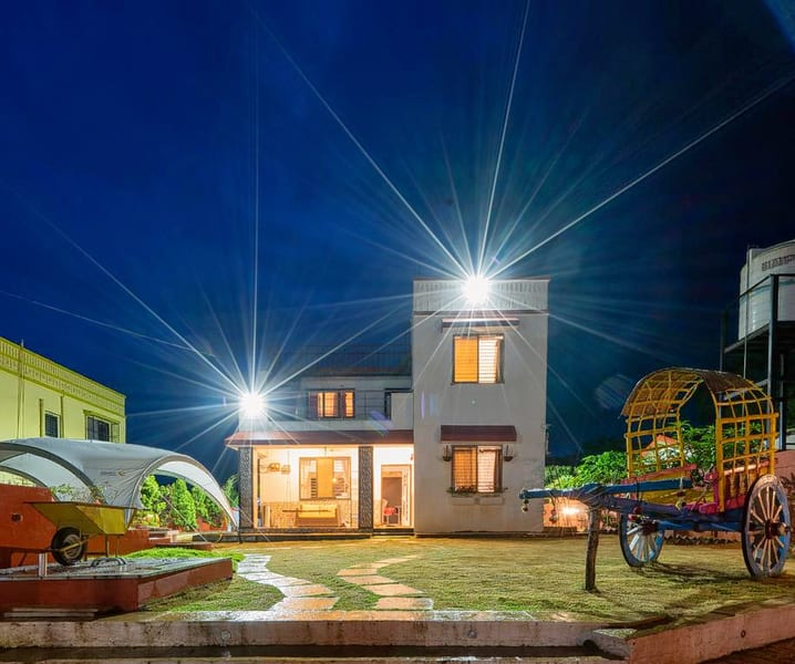 Countryside Bungalow Retreat with the serenity of Karjat Image