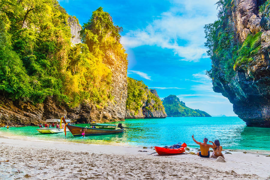 Andaman Package For Couple Image