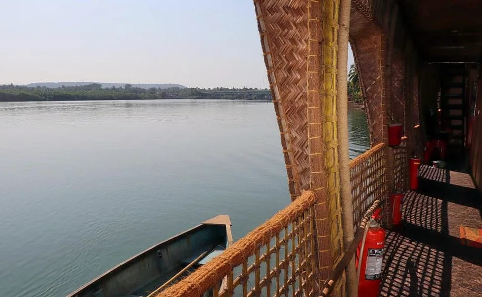 Houseboat Cruise Goa Image