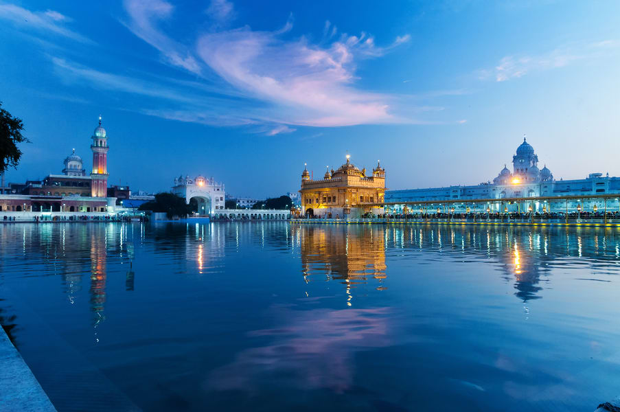 Tour Of Himachal Pradesh With Amritsar And Chandigarh Visit Image