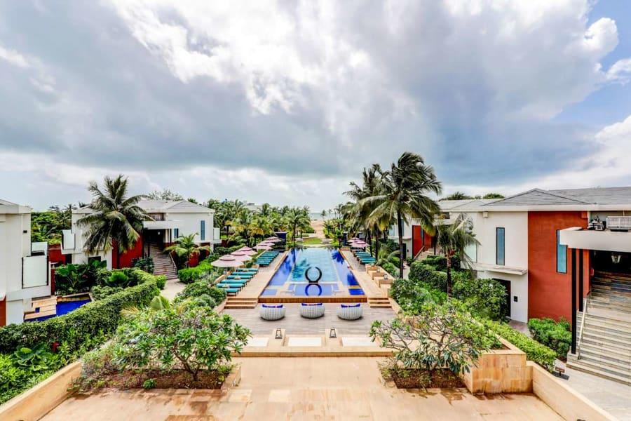 Azaya Beach Resort Goa Image