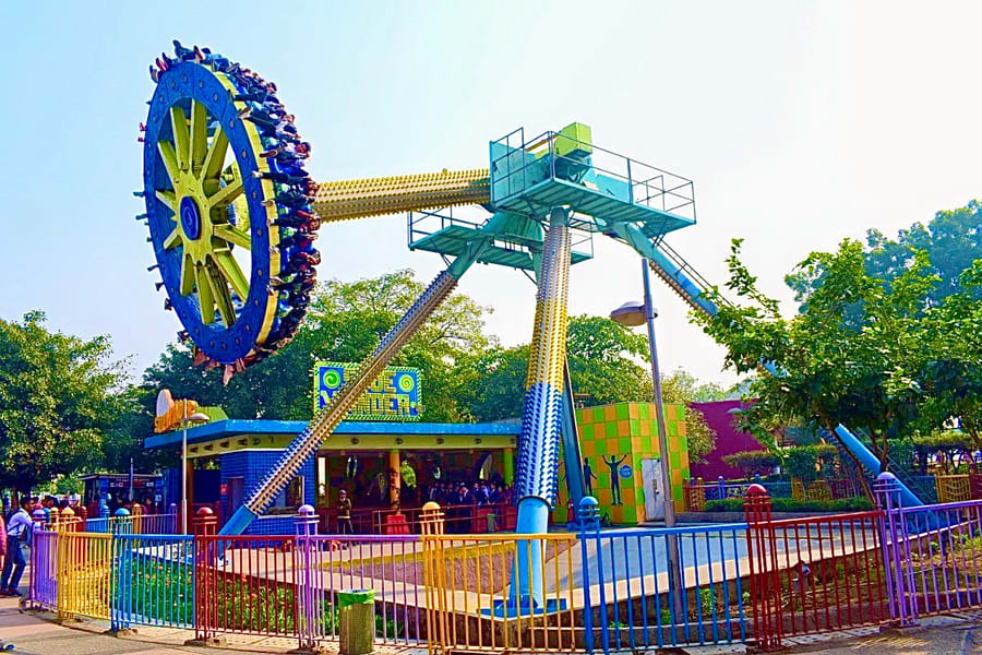 Adventure Island Delhi Image