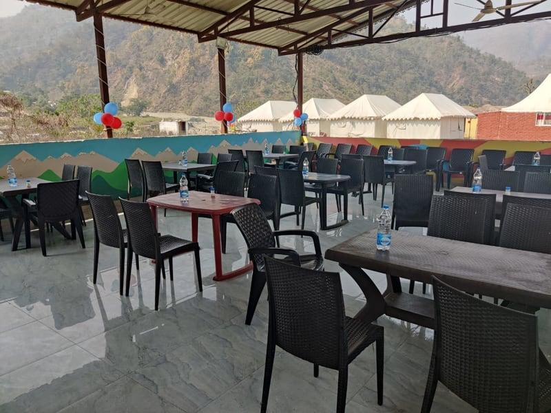 Luxury Camping In Rishikesh Image
