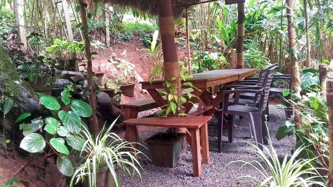 Tea Plantation Stay In Munnar Image