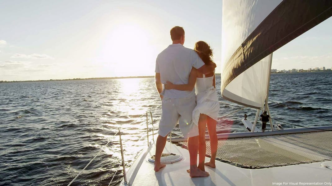 Luxury Yacht Charter Experience In Mumbai Image