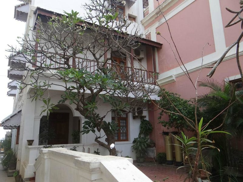 A Heritage Homestay By The Sea in Pondicherry Image
