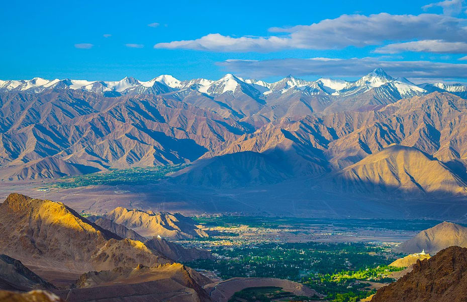 Private 7 Days Leh Ladakh Sightseeing Tour Image