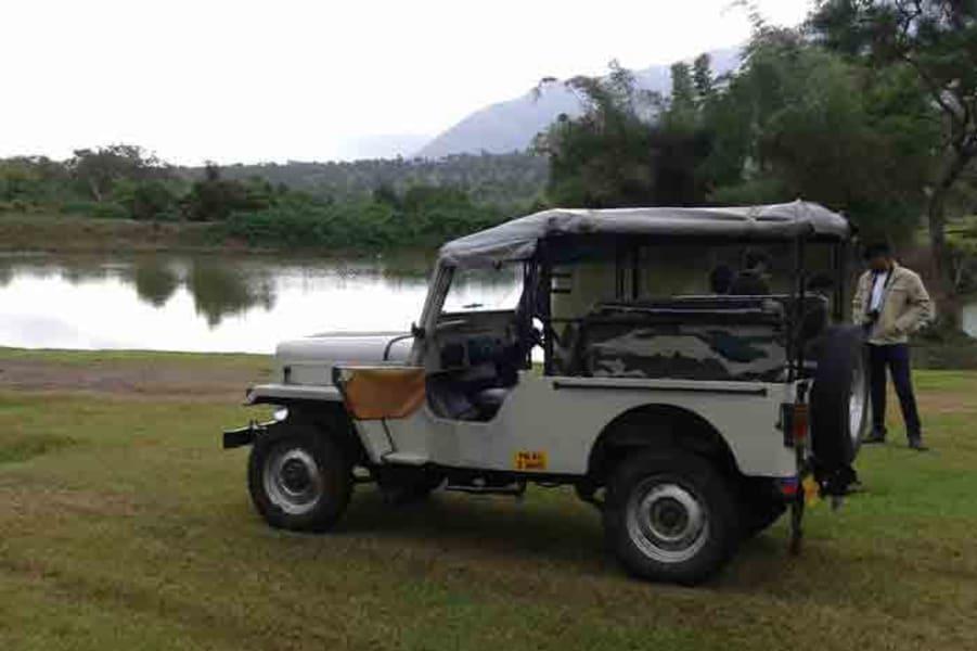 Masinagudi Jeep Safari Image