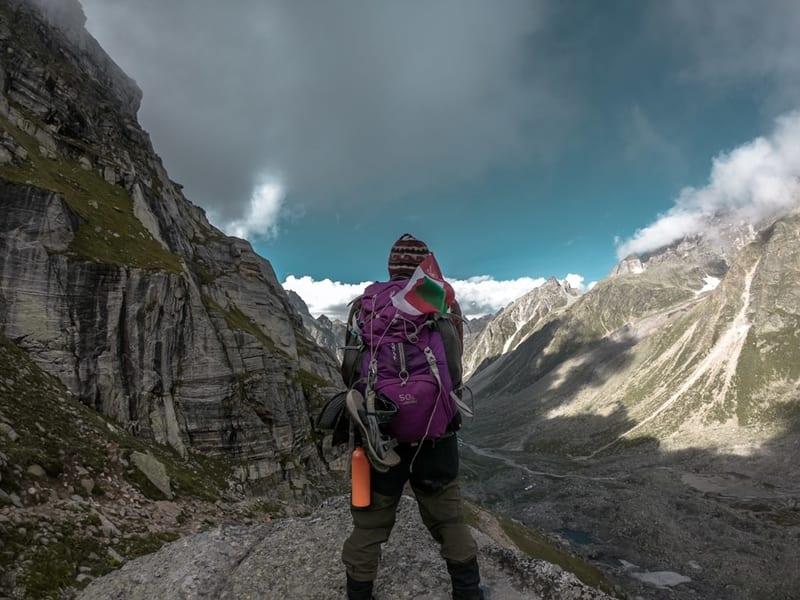 Pin Parvati Trek, Himachal Pradesh Image