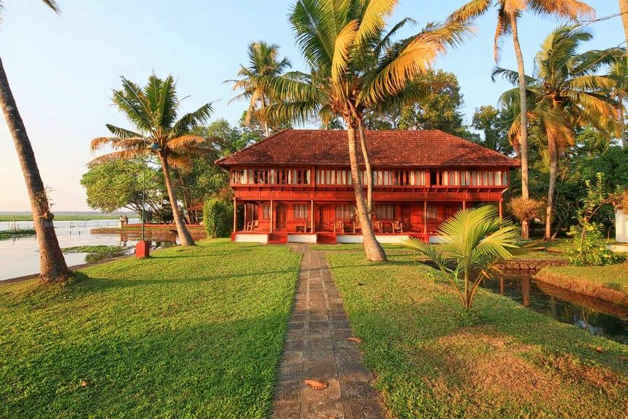 Coconut Lagoon Resort Image