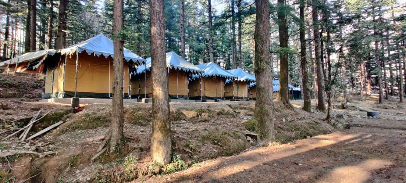 Camping In Mcleodganj With Activities Image
