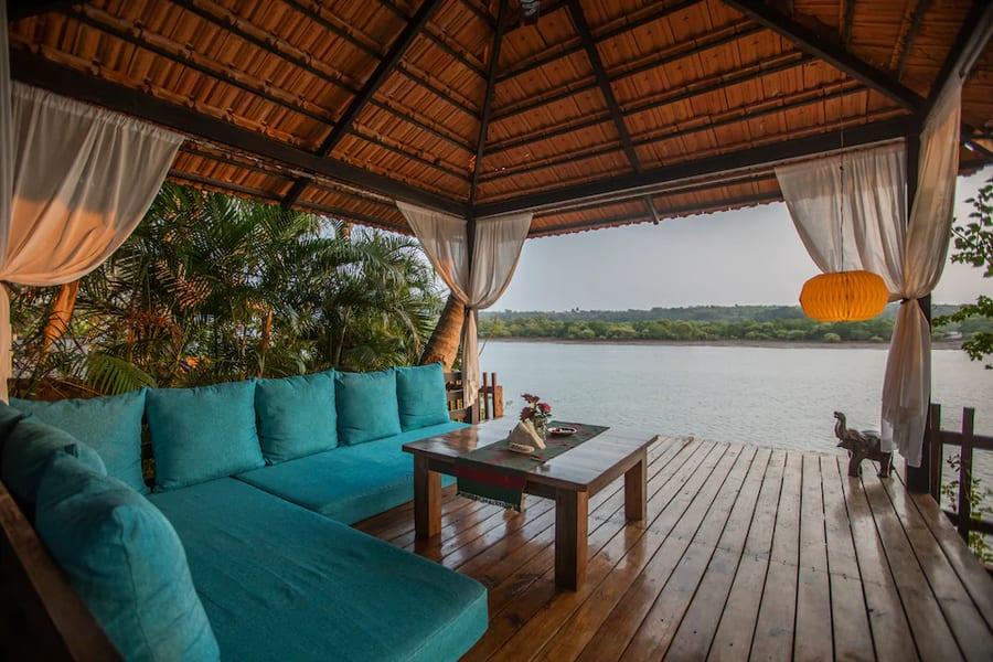 A Luxury Riverside Villa Retreat in Goa Image