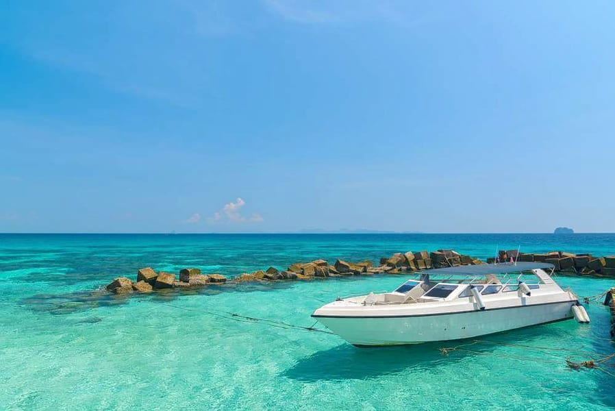 Pattaya & Coral Island Tour from Bangkok Image