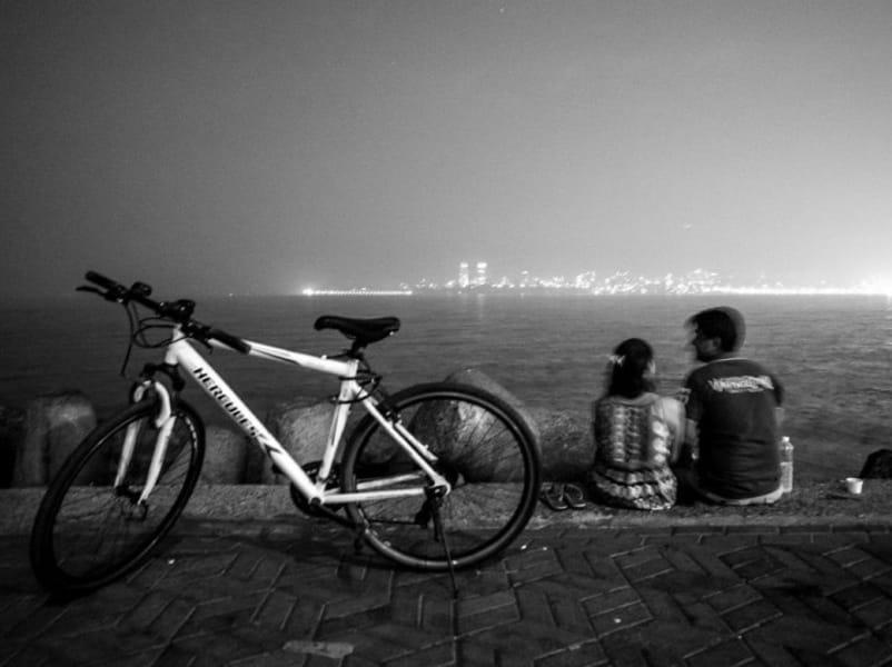 Mumbai Coastal Cycle Tour: Midnight Special Image
