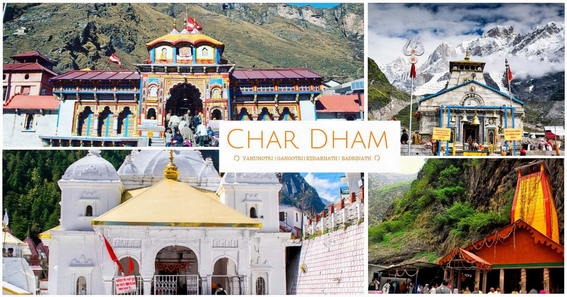 Char Dham Yatra Package From Haridwar Image